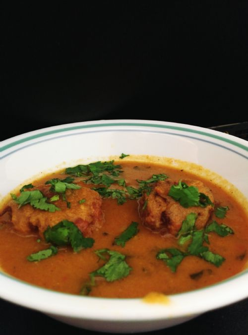 Lauki (Bottlegourd) Kofta Curry